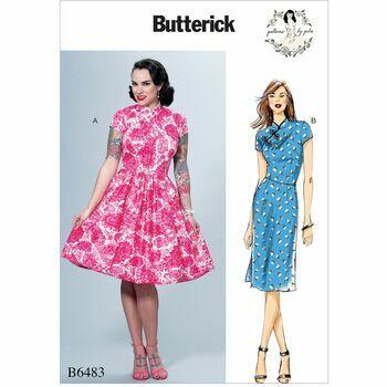 Butterick pattern B6483