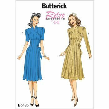 Butterick pattern B6485