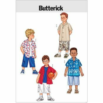 Butterick pattern B3475