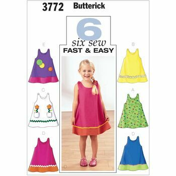 Butterick pattern B3772