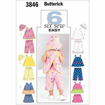 Butterick pattern B3846