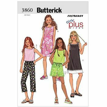 Butterick pattern B3860