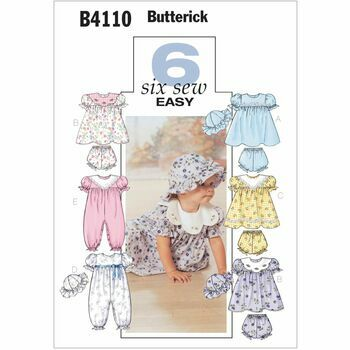 Butterick pattern B4110