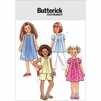 Butterick pattern B4176