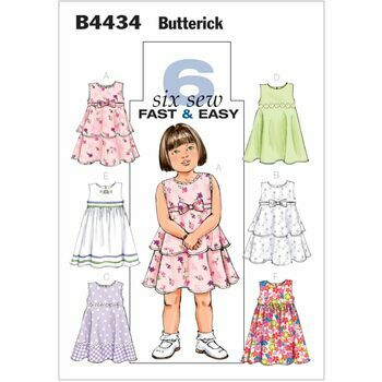 Butterick pattern B4434