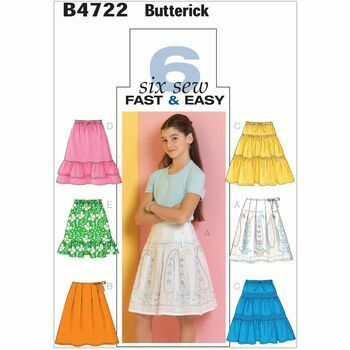 Butterick pattern B4722