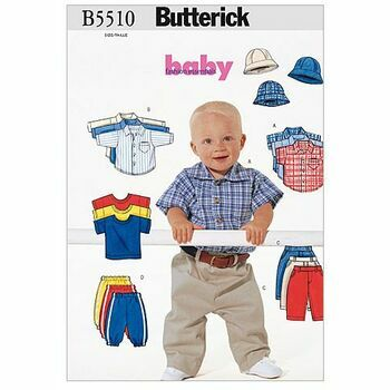 Butterick pattern B5510