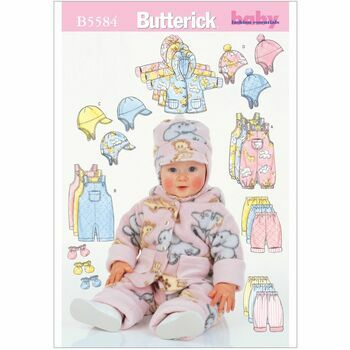 Butterick pattern B5584