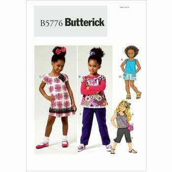Butterick pattern B5776