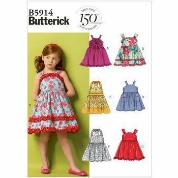 Butterick pattern B5914
