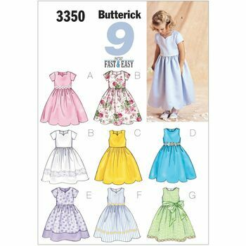 Butterick pattern B3350
