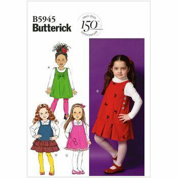 Butterick pattern B5945
