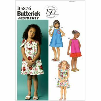 Butterick pattern B5876