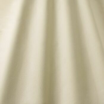 Hallis Finesse Luxe PolyCotton Satin Curtain Lining (Pearl): Per Metre