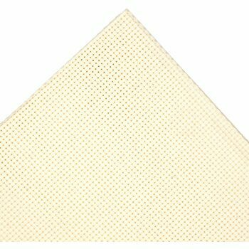 Stitch Garden Aida Needlecraft Fabric (Cream) - 30 x 45cm