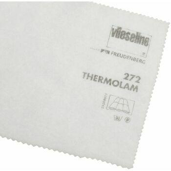 Vlieseline Thermolam Compressed Fleece Sew-In -90cm (White) - Per 10cm