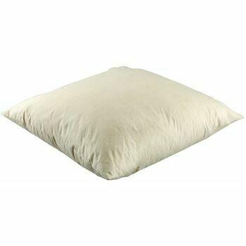 "Hallis 16"" x 16"" 525g Superfill Feather Cushion Pad"