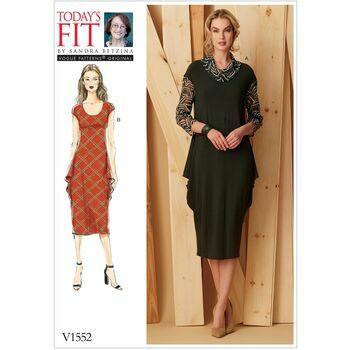 Vogue pattern V1552