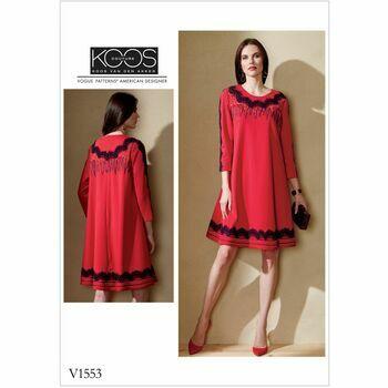 Vogue pattern V1553
