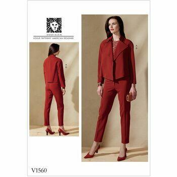 Vogue pattern V1560