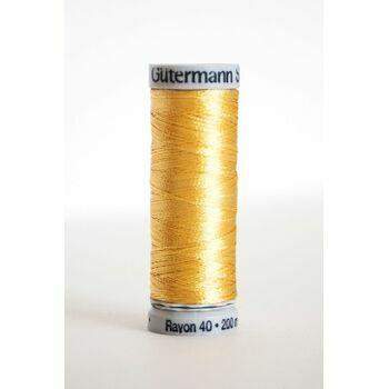 Gutermann Sulky Rayon No 40: 200m: Col.1167
