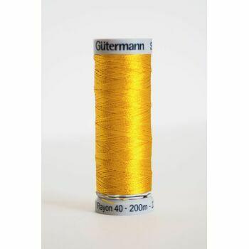 Gutermann Sulky Rayon No 40: 200m: Col.1185