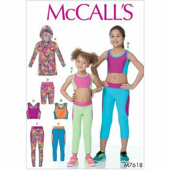 McCalls pattern M7618