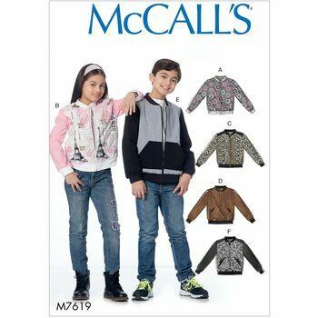 McCalls pattern M7619