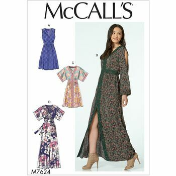 McCalls pattern M7624