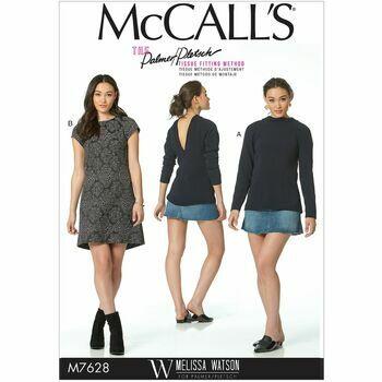 McCalls pattern M7628