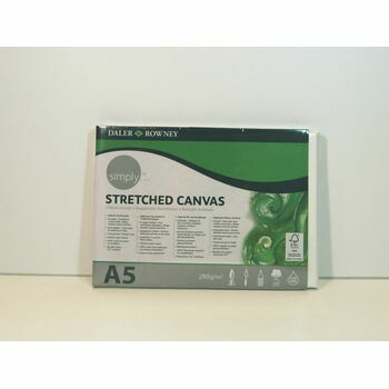 Daler Rowney Simply Stretched Canvas (A5)