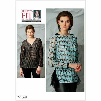Vogue pattern V1568