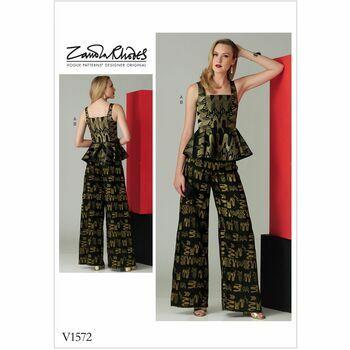 Vogue pattern V1572