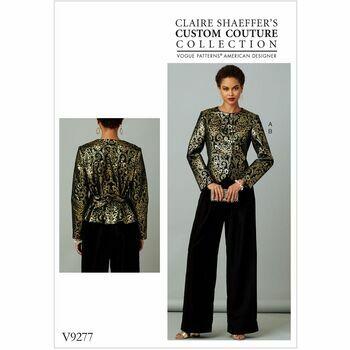 Vogue pattern V9277