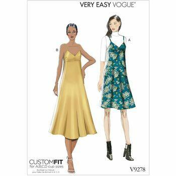 Vogue pattern V9278