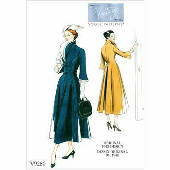 Vogue pattern V9280