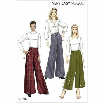 Vogue pattern V9282