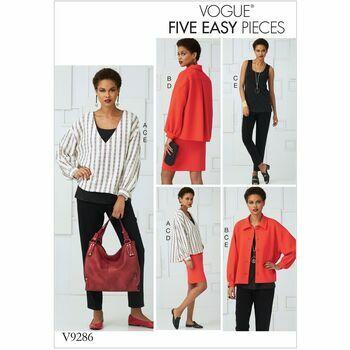 Vogue pattern V9286