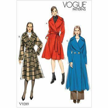 Vogue pattern V9289