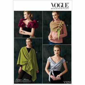 Vogue pattern V9291