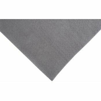 Trimits Acrylic Felt - Silver Grey (23cm x 30cm)