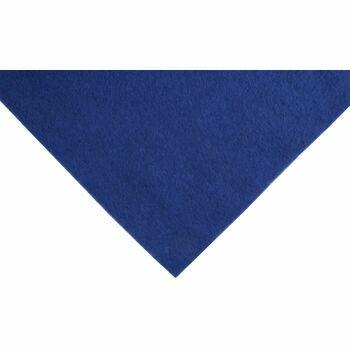 Trimits Acrylic Felt - Royal Blue (23cm x 30cm)