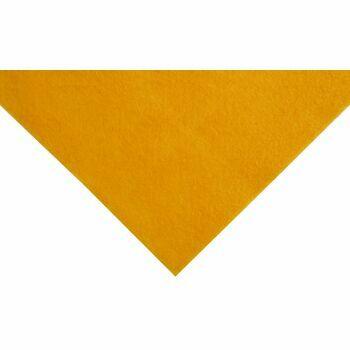 Trimits Acrylic Felt - Gold (23cm x 30cm)