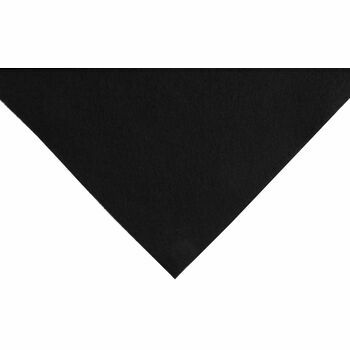Trimits Acrylic Felt - Black (23cm x 30cm)