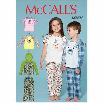 McCalls pattern M7678