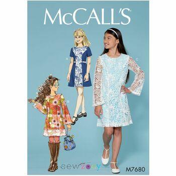 McCalls pattern M7680