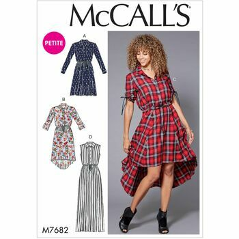 McCalls pattern M7682