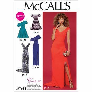 McCalls pattern M7683