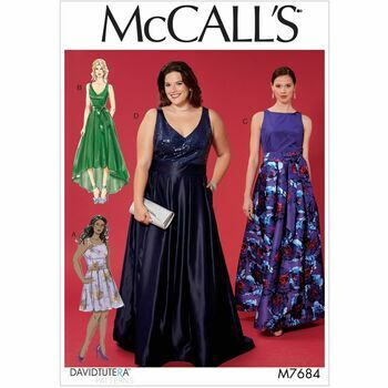 McCalls pattern M7684