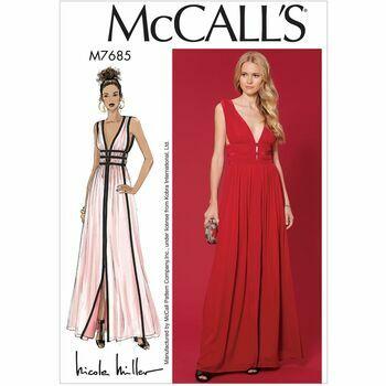 McCalls pattern M7685